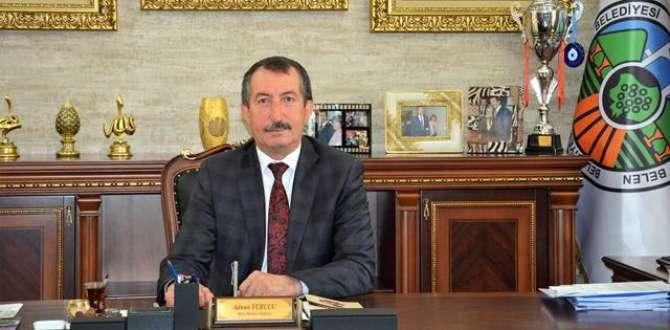 Belen Belediye Başkanı Adnan Vurucu'dan Bayram Mesajı