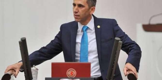 """CHP Hatay Milletvekili Serkan TOPAL:""""Bu Alçaklar Bilmelidirler ki Hedeflerine Asla Ulaşamayacaklar"""""""