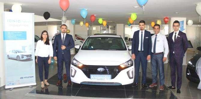Doğuştan Hibrit Hyundai IONIQ Hybrid, Türkiye'de