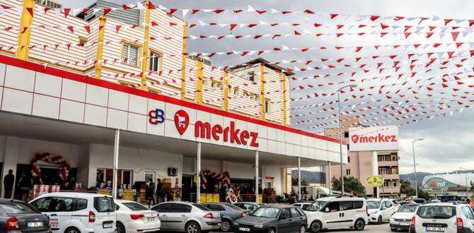 Merkez Market 24.Şubesi İle Gücüne Güç Kattı