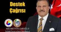 Başkan Zaroğlu'ndan toplumsal dayanışma çağrısı