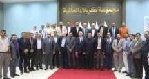 İşadamı Beyazgül'den Irak'a yatırım