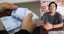 Kılınç: Emekliler zam istiyor