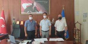 Erzin'de protokol imzalandı