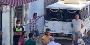 Samandağ'da kahreden ölüm