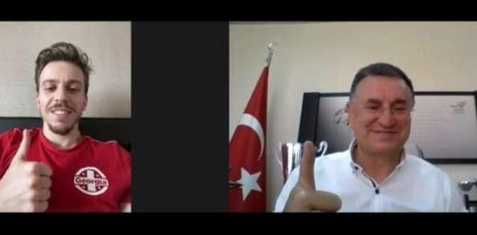 Saba Lobjanidze Atakaş Hatayspor'da