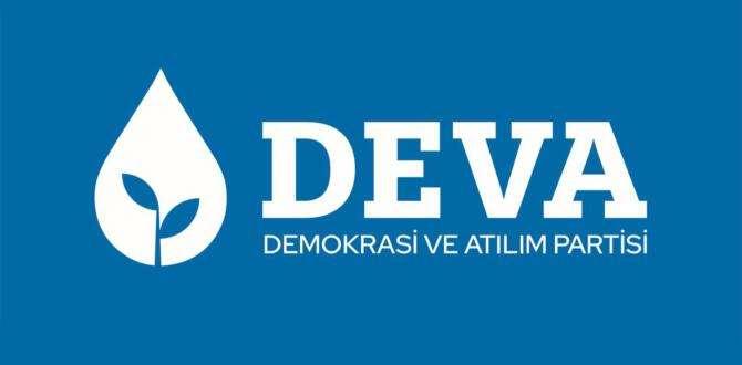 DEVA Partisi: 'İktidar ortakları ülkemizi korku tüneline hapsetti'