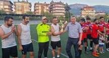15 Temmuz Futbol Turnuvası şampiyonu Yayladağılılar Derneği oldu