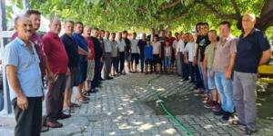 CHP Arsuz vatandaşın yanında
