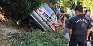 Defne'de feci kaza: 2 yaralı