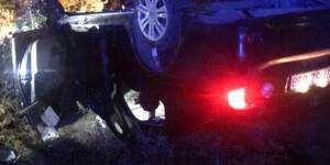 Samandağ'da kaza: 1 yaralı