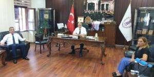 Müsevitoğlu yapılandırma duyurusunu HESOB'da yaptı