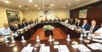 Ayhan Kara TOFED MYK toplantısına katıldı