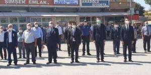 Erzin'de Gaziler Günü kutlandı