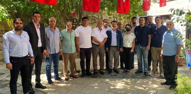 DEVA Antakya'dan Gazilere ziyaret