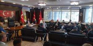 Arslan, Yayman ve Yavuz Gaziler Günü'nün 100. yılında vefa örneği sergiledi