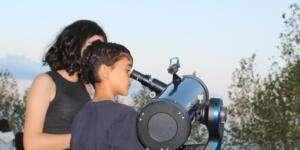 Astronomi ve Uzay Gözlem etkinlikleri devam ediyor