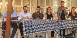 Samandağ'da madde bağımlılığı paneli düzenlendi