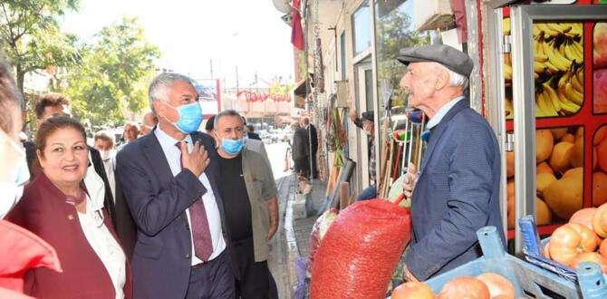 Başkan Karalar Adana'yı kalkındırıyor
