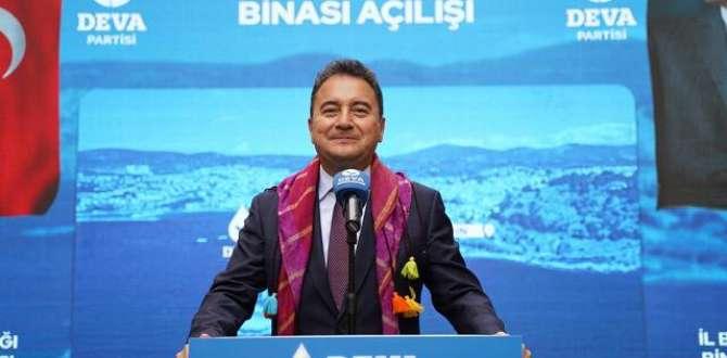 Babacan: 'Faiz kararı Merkez Bankası'nın değil, Sayın Erdoğan'ın'