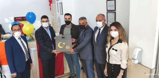 PTT 181. kuruluş yıldönümünü kutladı