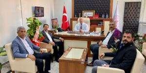 MHP'den Başhekim Doğramacı'ya ziyaret