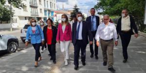 Başkan Şirin'den Kars ve Ardahan çıkarması