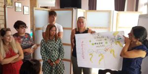 Hataylı öğretmenler Bulgaristan'da Koçluk Eğitimine Katıldı